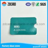 Алюминиевая фольга RFID преграждая втулку карточки, карточку и протектор пасспорта