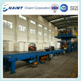 Automatisches Massen-Baling Linie mit Presse-Maschine