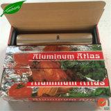 Aluminiumfolie kochen 12 Mikron-Nahrungsmittelgrad-Aluminiumfolie
