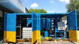 Zuiveringsinstallatie van de Olie van de Dehydratie van Dpm de Hoge Efficiënte Vacuüm
