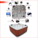Hete Verkoop de V.S. Aristech Acryl 5 Person Outdoor SPA