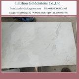 Telha de mármore branca popular de Volakas para a pedra decorativa
