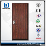 Sistema de bloqueo de múltiples de seguridad residencial puerta exterior de acero de metal