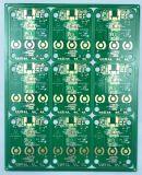 Qualität Schaltkarte-Vorstand mit grüner Lötmittel-Schablone
