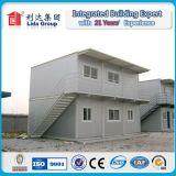 Het kamperen China het Vlakke Frame van de Container van China van de Huizen van de Container van het Huis van het Pak