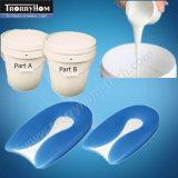 Qualité médicale Platinum Cure silicone pour Semelles Making