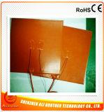 220V de Verwarmer van het Silicone van de 1800W 600*900*1.5mm Rechthoek