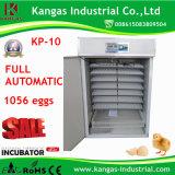 Retenir ce d'incubateur d'oeufs d'incubateur automatique d'oeufs de 1000 oeufs le petit
