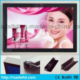 LED Display Indoor Magnético Acrílico Slim Light Box