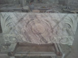 Wall 정원 Decoration를 위한 화강암 Marble Stone Fountain Carving Lion Sculpture