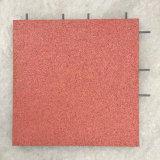 De vierkante Tegel van de Vloer van het Poeder van het Type Kleurrijke Rubber