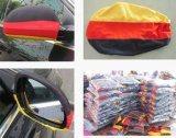 Bandeira impressa personalizada do carro/barato bandeira do indicador de carro/bandeira de suspensão do carro