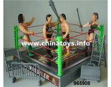 대부분의 대중적인 장난감 참신 장난감, 플라스틱 레슬링 선수 인형 (965903)