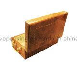 Contenitore di regalo arabo di legno di lusso personalizzato del profumo