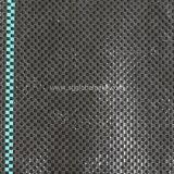 Rete fissa del limo del collegare del giardino del tessuto dei pp tessuta il nero