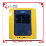 Lettore di RFID Bluetooth nel parcheggio