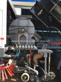 Isuzu 6 Straßenfeger-5000L Straßen-Kehrmaschine-LKW-Preis der Rad-LHD