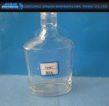 Garrafa de vidro Custom Made Glassware para armazenamento de vinho