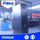 Automatischer Stahlplatte hydraulischer CNC-Drehkopf-lochende Presse-Maschinen-Preis