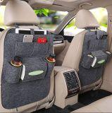 , Автомобиль ткани войлока покрывает устроителя заднего сиденья с мешком тары для хранения Multi-Карманн