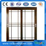 안 장님을%s 가진 이중 유리로 끼워진 유리제 문 또는 알루미늄 Windows와 문 석쇠 디자인