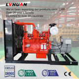 Tipo Containerized gerador do gás natural da produção combinada 10kw-5MW