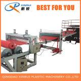 Estera de la alfombra de la hilera del PVC que hace la máquina de la protuberancia