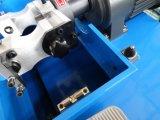 Máquina que elimina Km-65f del External hidráulico y del manguito interno