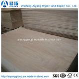 Fabricante de Fancy contrachapado de abedul de álamo ////Okoume Bintangor para muebles de madera contrachapada