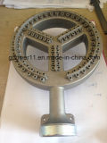 Menaje de cocina y utensilios de cocina de aluminio de fundición a presión los quemadores de cocina