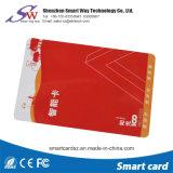 Schede chiave stampate dell'hotel del PVC 125kHz con il chip T5577 di RFID