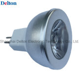 3W Dimmable MR16 simple luz del punto del LED (DT-SD-014)