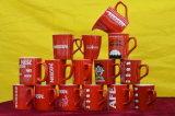 Tasse rouge de promotion de Neslte