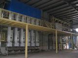 Производственная линия Seasame шелуша