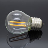 E27 4W LED Edison 전구 AC 220V 240V 필라멘트 램프