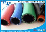 Boyau en caoutchouc de prix bas à haute pression produit par usine, boyau en caoutchouc hydraulique