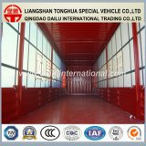 Agrandir l'image Light Weight Van Style Curtain Side Semi-remorque Curtainside Trailer for Sale