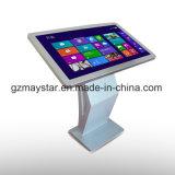 42 LCD van de Aanraking HD van WiFi van de duim 3G Volledige Adverterende Monitor