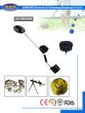 Il migliore metal detector Md-3009A del cacciatore di tesoro
