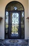 私用家のためのエントリ前ドアのSecurtyの卸し売り細工したドア