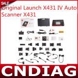 Lancement initial X431 IV Auto Scanner le connecteur X431 GX4 Maître X-431
