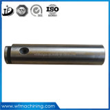 Het Machinaal bewerken van het Staal van de thermische behandeling/de Machinaal bewerkte Schacht van de Rol met CNC het Machinaal bewerken
