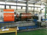 Torno horizontal grande del CNC para el cilindro de torneado del dique del río (CG61300)