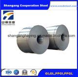 De eerste anti-Vinger Gegalvaniseerde Rol van het Staal Steel/Gi