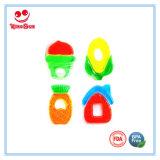 Brinquedos coloridos do Teething para bebês