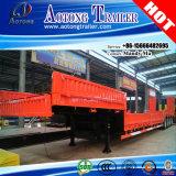 Multi Gebrauch 120 Tonnen niedriger Bett-/niedrig Ladevorrichtungs-halb Schlussteil