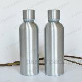 Botella de vodka de aluminio 750ml con tapón de seguridad (PPC-AB-16)