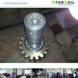 CNC Mahciningによるカスタム金属の回転部品