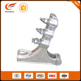 Tipo empernado abrazadera de la aleación de aluminio de Nll de tensión aérea