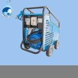 Limpiador de alta presión Arranque eléctrico con cuatro ruedas